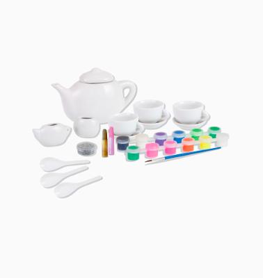Kit para colorir com as crianças