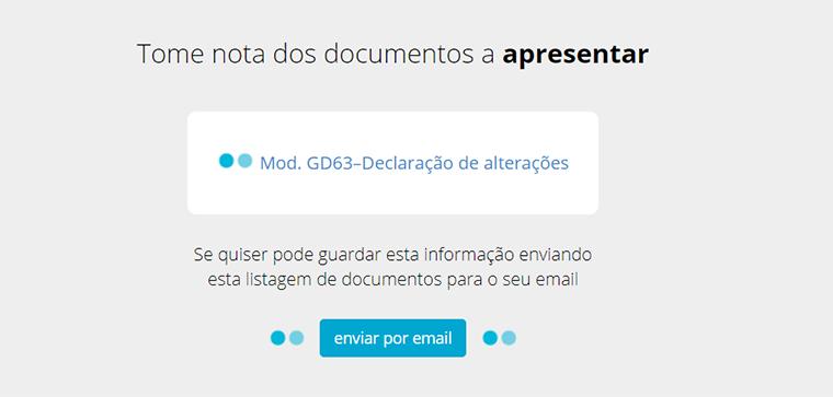 segurança social - documentos