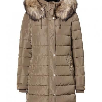 casaco acolchoado