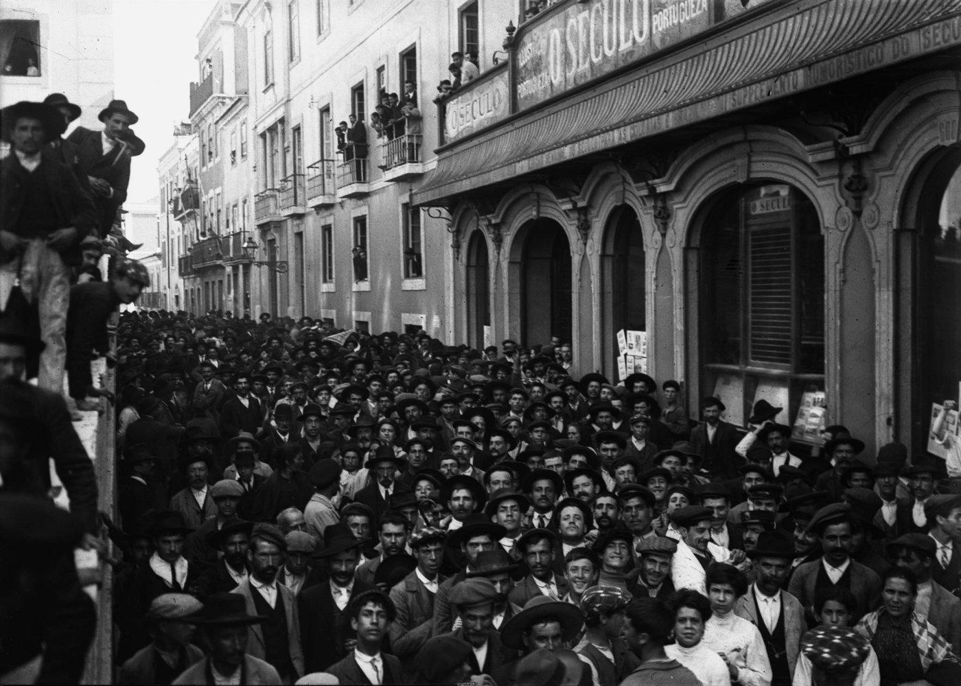 Greves em Portugal em 1920