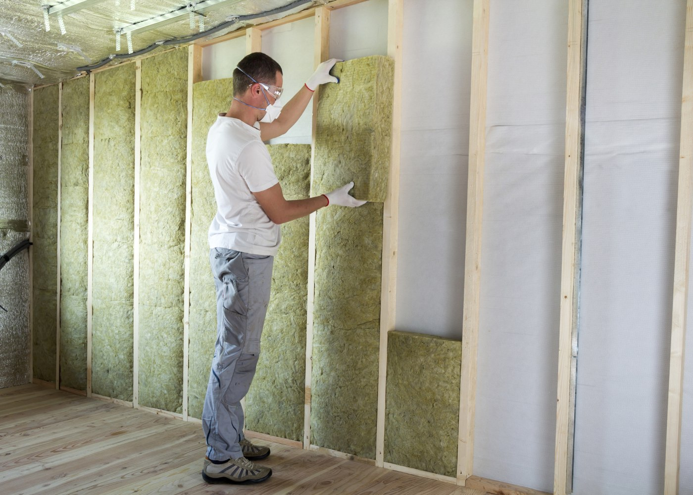 isolamento térmico para paredes