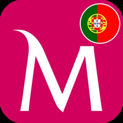 Logo da app do Millennium BCP