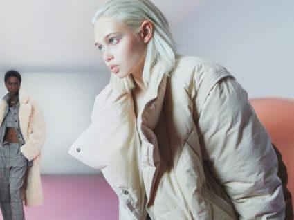 casaco da pull & bear