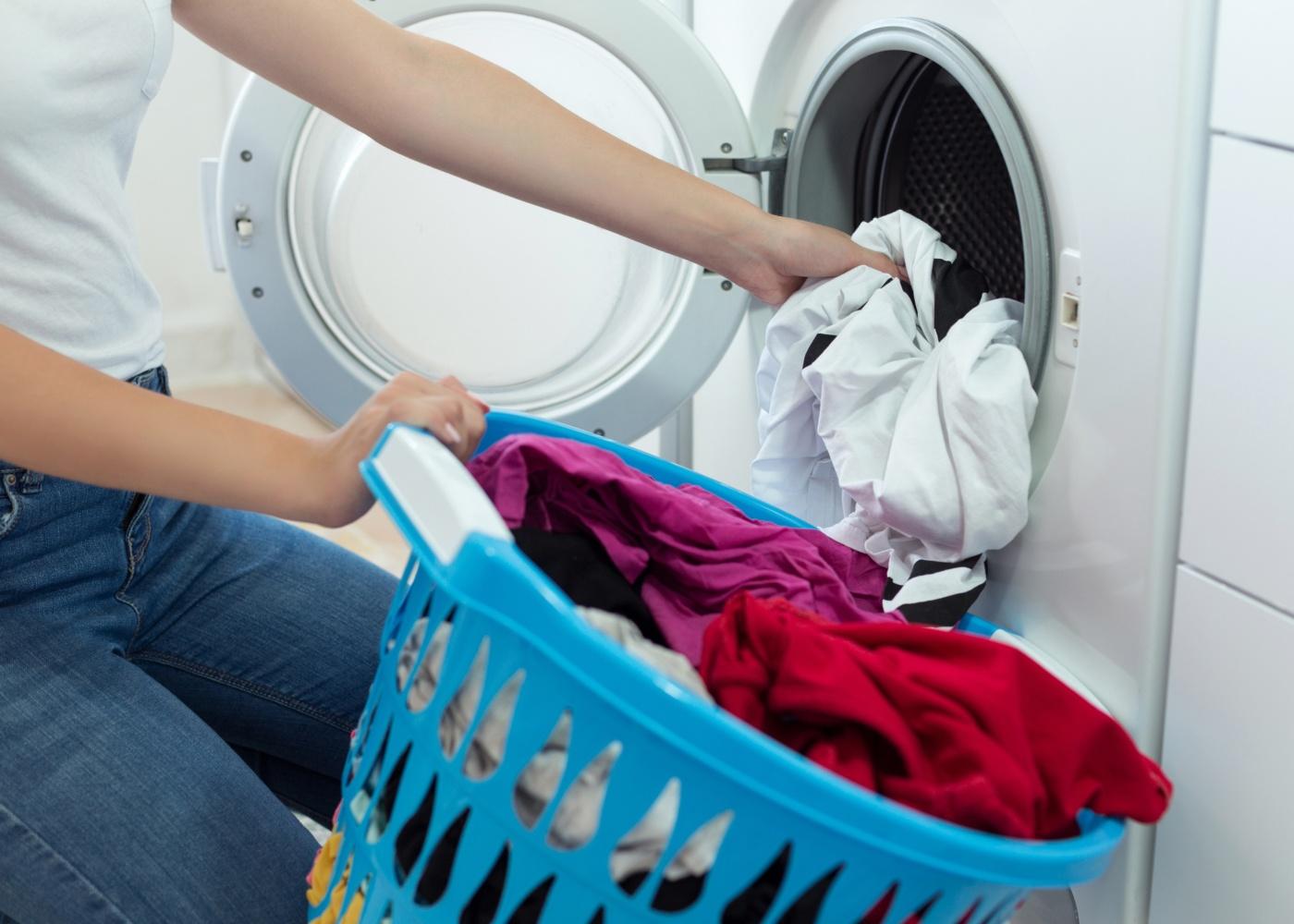 roupa para secar