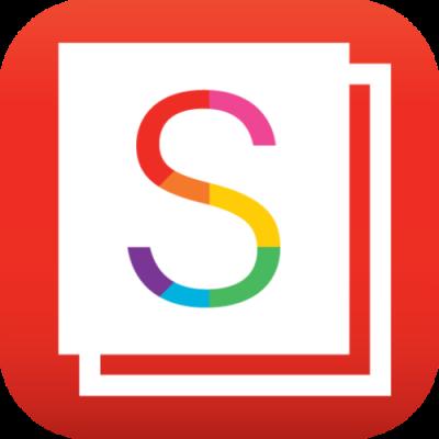 Logo da app Smart - Aula Digital