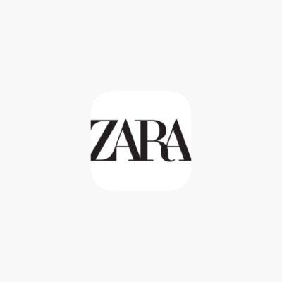 Logo da Zara