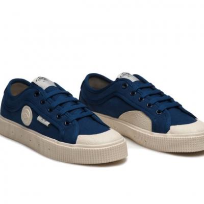 sanjo k200 azul e branco
