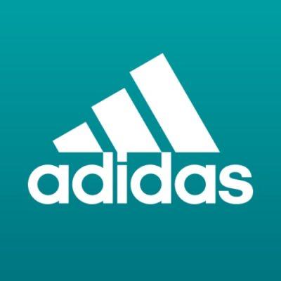 Logo da app adidas Running