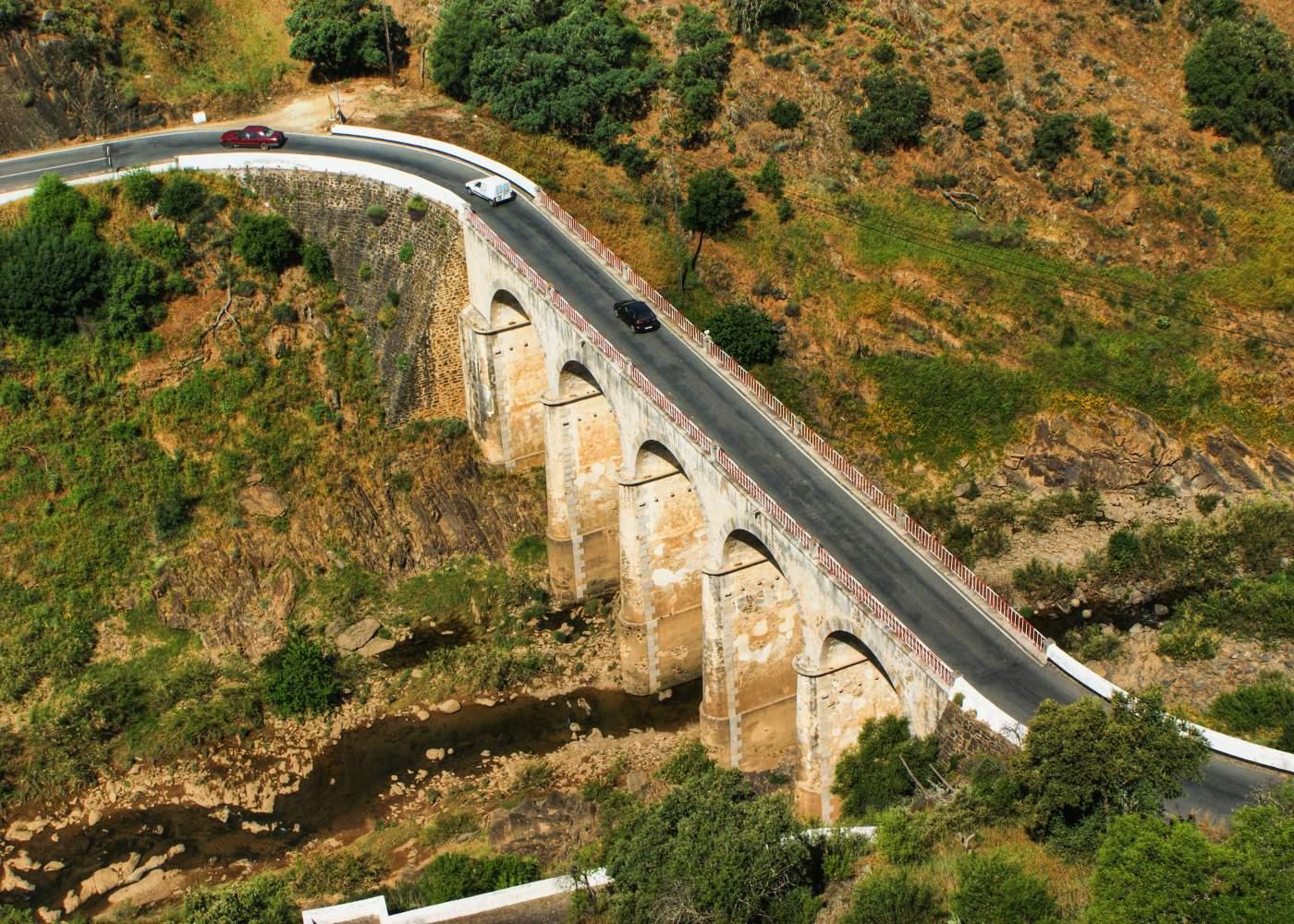 Ponte antiga de Mértola