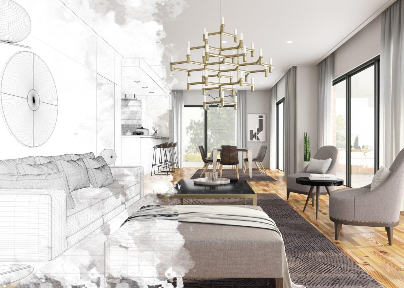 design de sala
