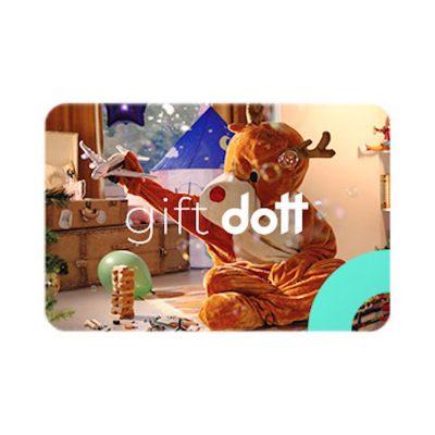 gift de natal dott para crianças