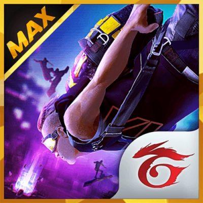 Logo do jogo online FreeFire