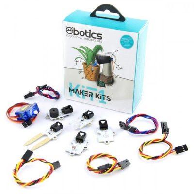 Loja online Prio: kit robótica