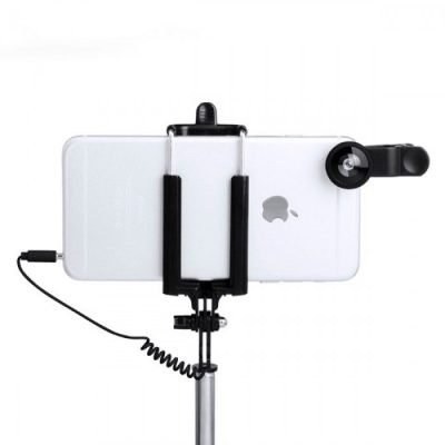 Loja online Prio: kit selfie com lentes