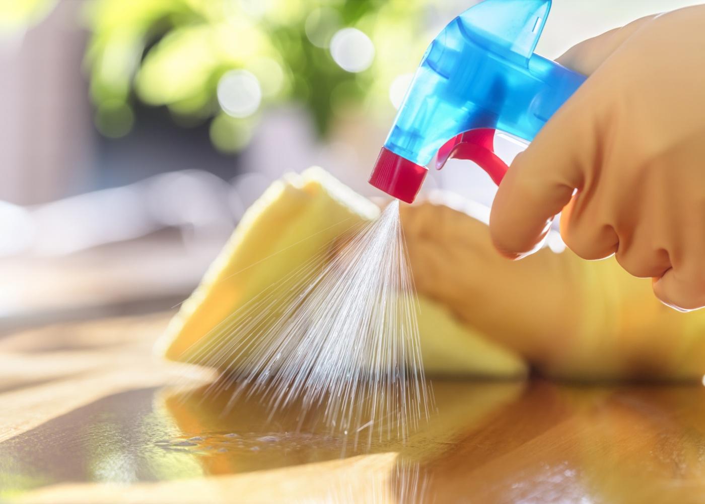 limpeza casa produtos naturais