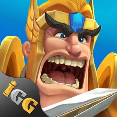 Logo do jogo online Lords Mobile