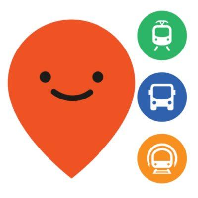 Logo da app Moovit