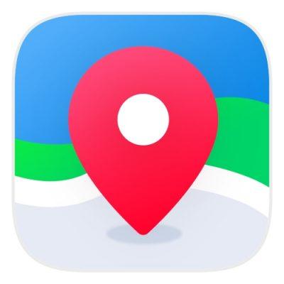 Logo da app Petal Maps
