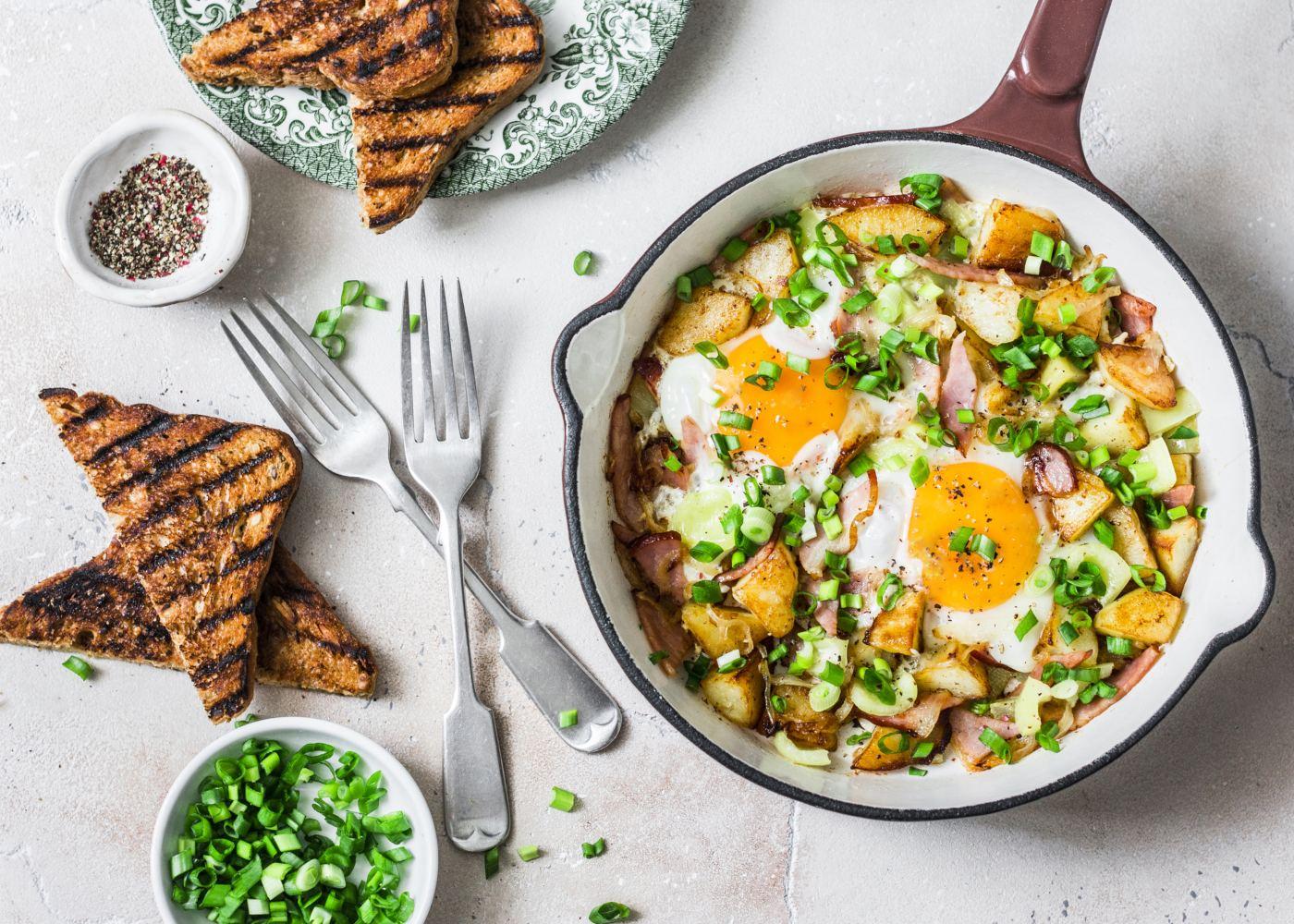 receita de ovos rotos