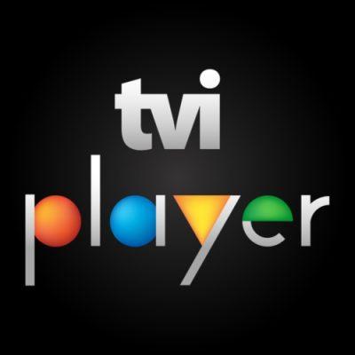 Logo da app TVI Player