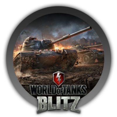 Logo do jogo online World of Tanks