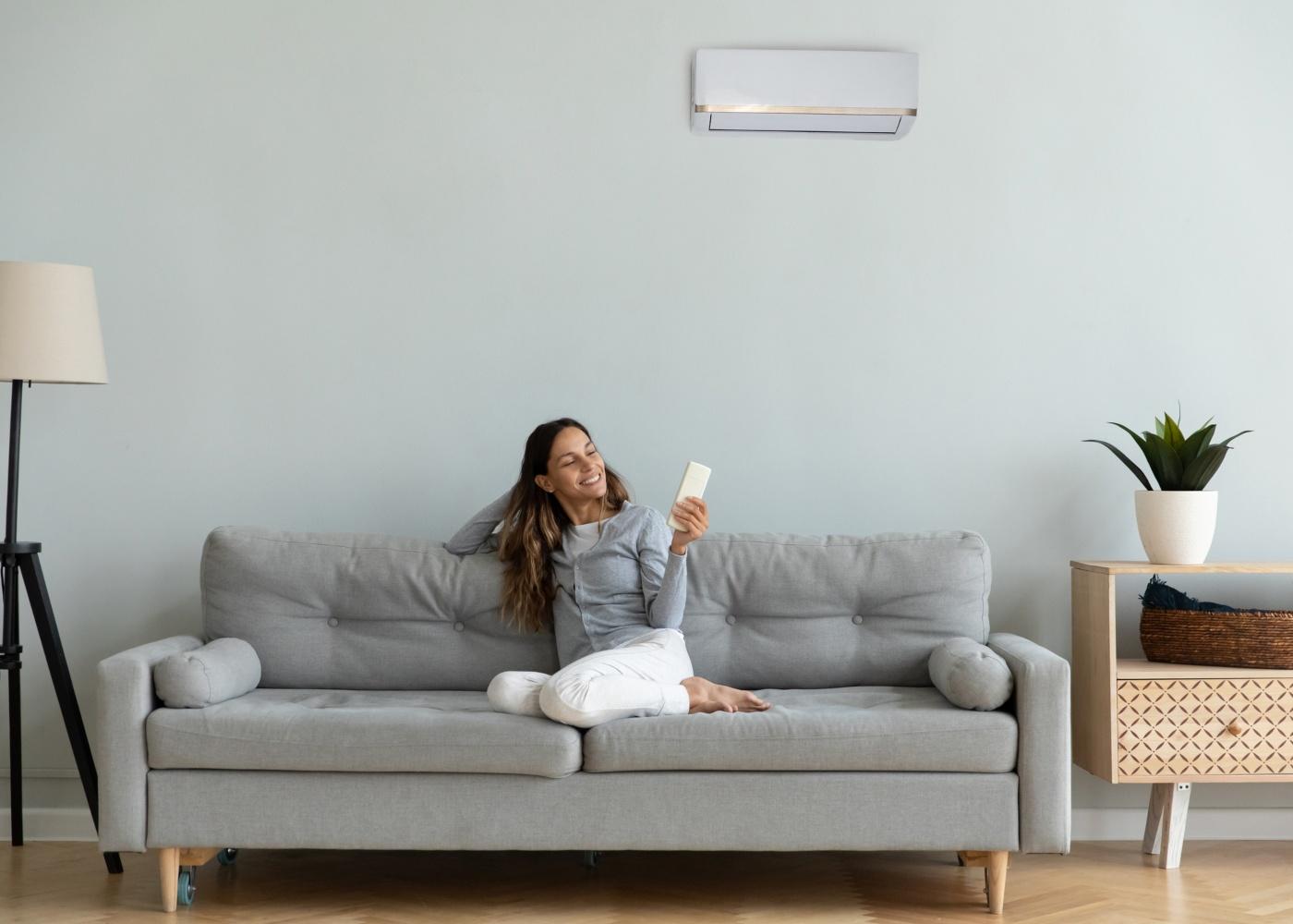 programar ar condicionado