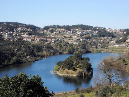Ilha dos Amores no Douro