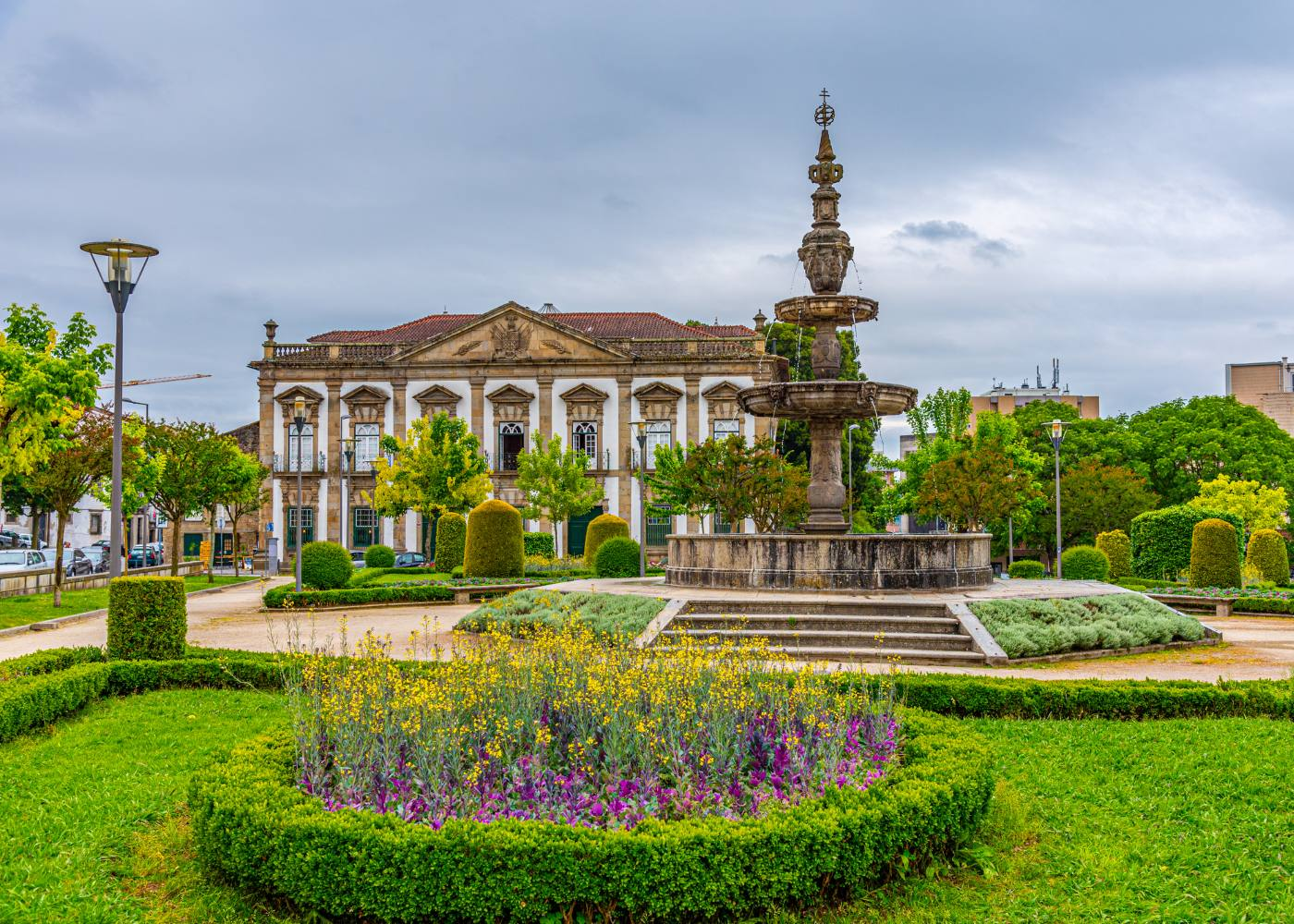 Campo das Hortas em Braga