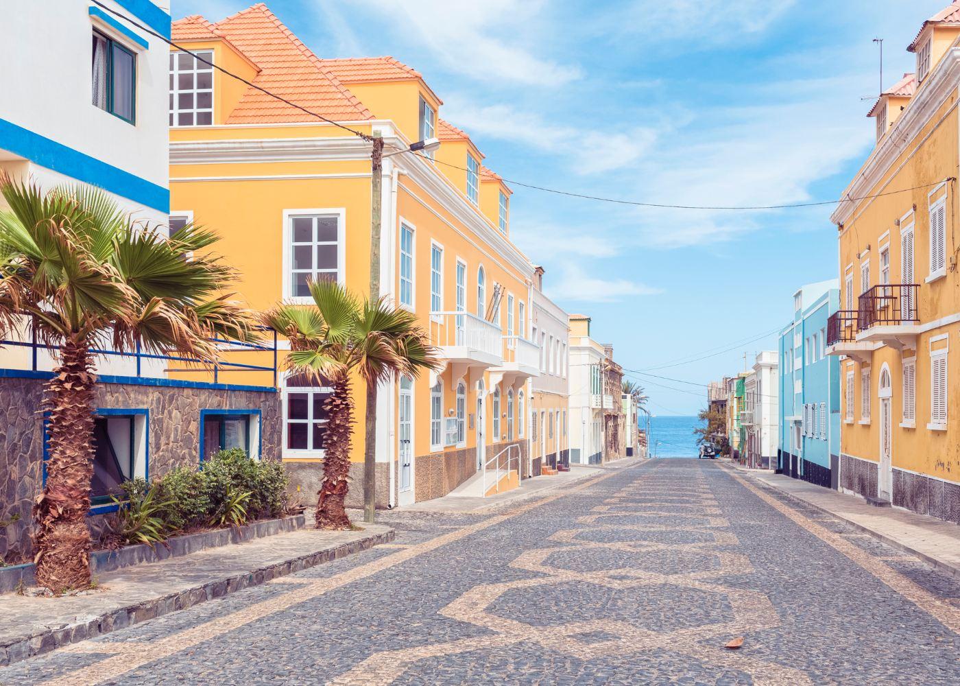 Ruas de Cabo Verde