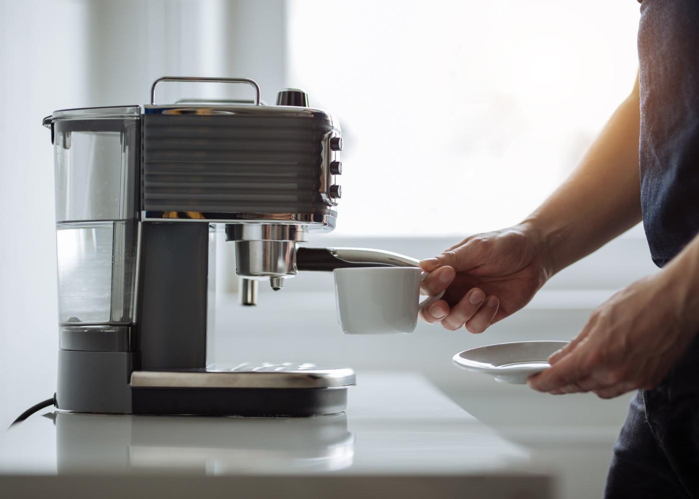 café máquina