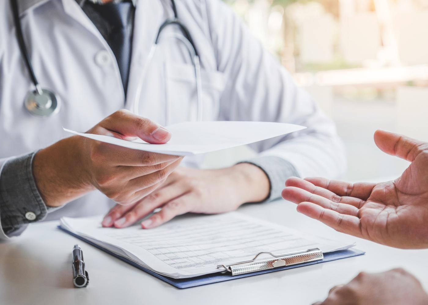 médico consulta