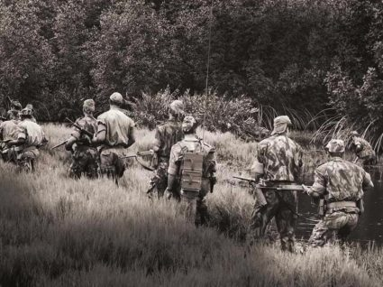 Soldados na Guerra do Ultramar