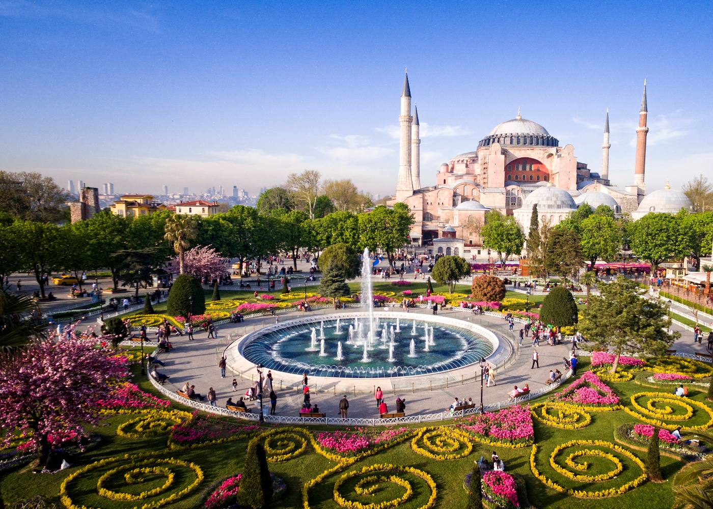 Hagia Sofia em Istambul