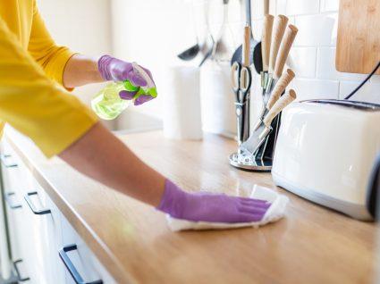 limpar a casa na pandemia