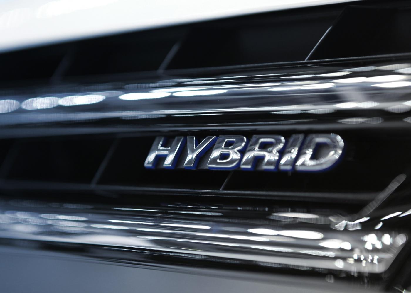 veículo híbrido
