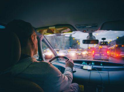 condutor português no trânsito