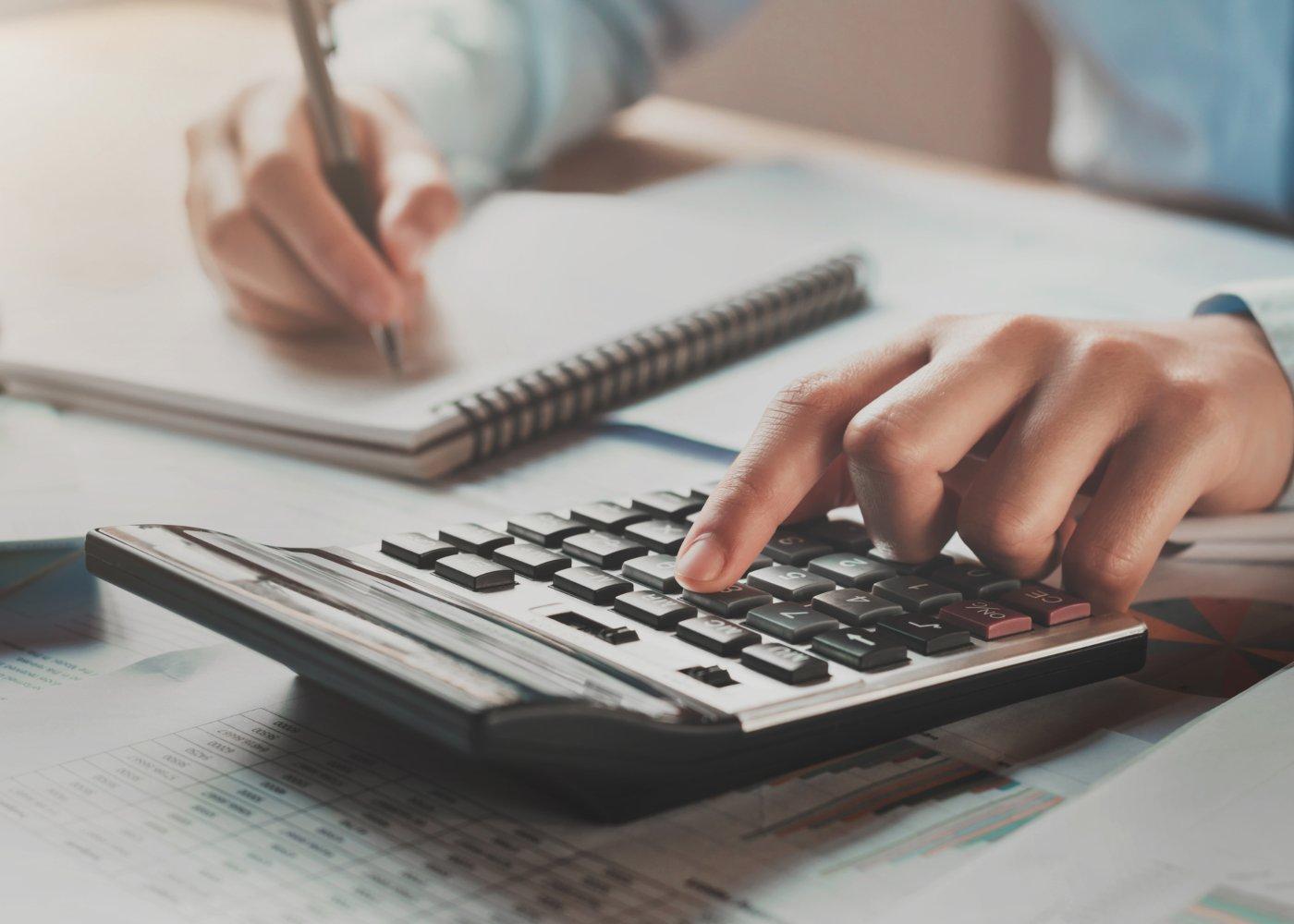 consultar despesas para deduções à coleta de IRS