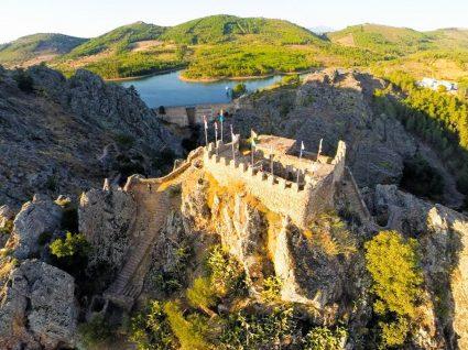 castelo de Penha Garcia