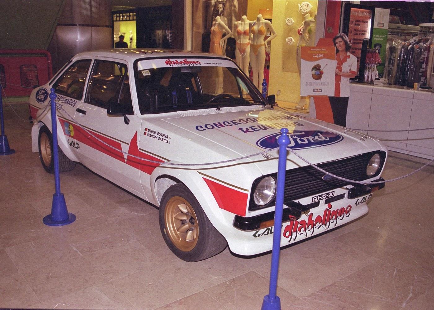 carro da equipa Diabolique