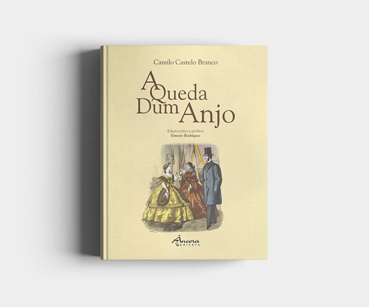 livro a queda de um anjo