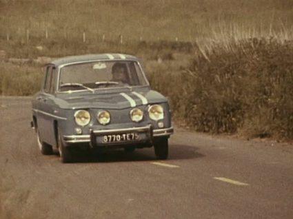 Renault 8 numa orrida