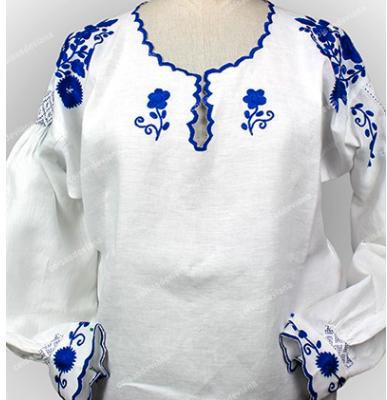 túnica bordados de viana