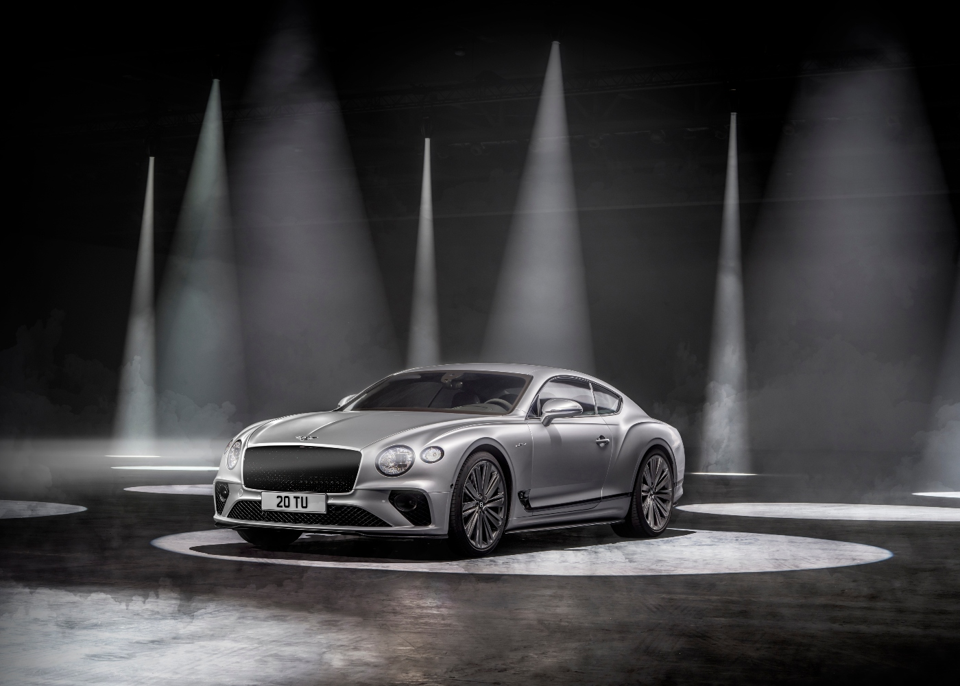 continental GT Speed da Bentley