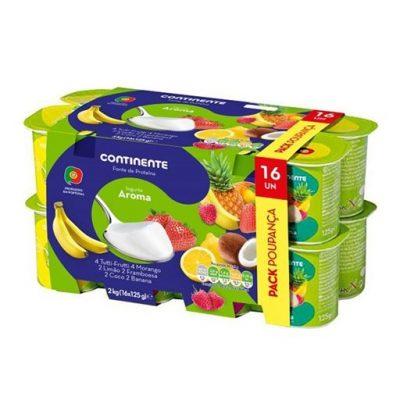 iogurtes continente