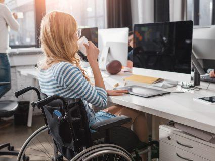 IRS de pessoas com deficiência