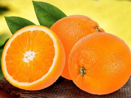Mito sobre comer laranja à noite