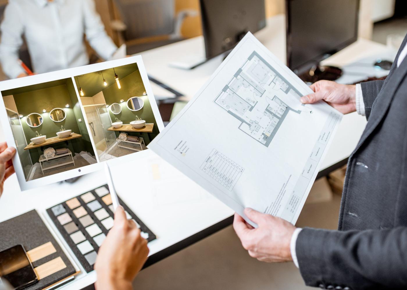 planos de construção de casa