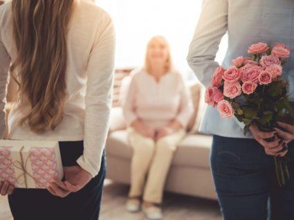 Prendas baratas para o Dia da Mãe