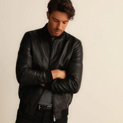 casaco homem