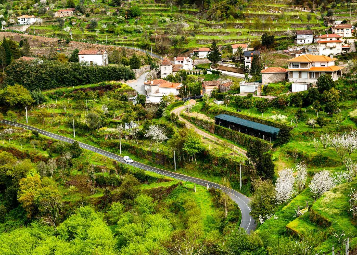 Estrada Nacional 222 Cinfães do Douro